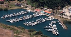 Shelter Bay Marina Panama